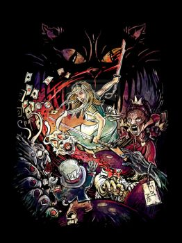 Alice in Zombieland by Alice X. Zhang