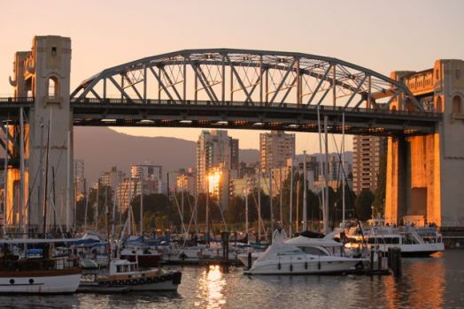 from Granville Island, Vancouver