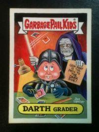 Darth Grader