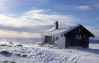 Nevelfjell mountain hut, Norway
