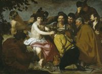 Diego Velázquez - The triumph of Bacchus(1628-29)