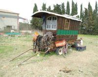french traveller's own built vardo1