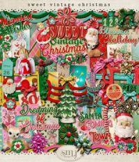 Sweet Vintage Christmas