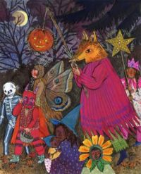 Halloween Parade by Phoebe Wahl