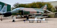 McDonnell Douglas F-4C Phantom II. Pima Air and Space Museum.