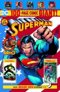 DC 100-PAGE COMIC GIANT !  SUPERMAN #1
