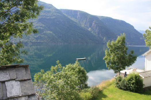 Osafjorden Norge