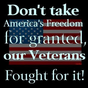 Our Veterans