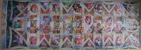 8000 Piece Sistine Chapel Ceiling Puzzle (Largest)