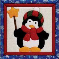 mary maxim penguin quilt magic