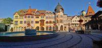 Courtyard of Europe, Komarno, Slovakia