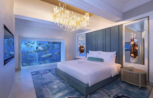 Underwater Suite, Atlantis the Palm, Dubai