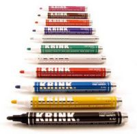 KRINK paint markers