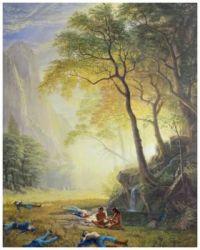 Achilles and Patroclus ~ Kent Monkman (Cree)