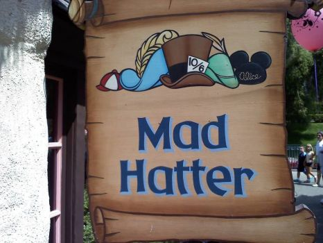 The Mad Hatter Shop