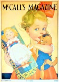 Themes Vintage illustrations/pictures - Mc Call`s Magazine Cover