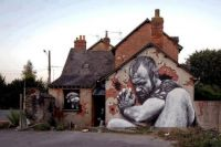 3D Street Art , Rennes, France