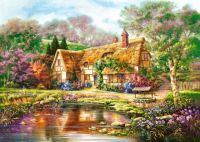 castorland-3000-parca-puzzle--twilight-at-woodgreen-pond-54