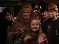 Weasleys in Borgin and Burkes