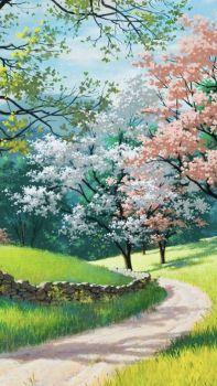 Blossom Trees