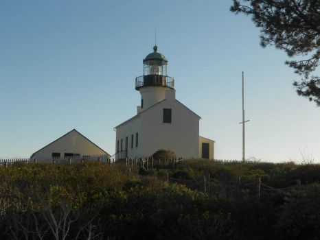 Old Point Loma Lighthouse - San Diego
