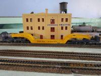 Ho Scale General Electric train car