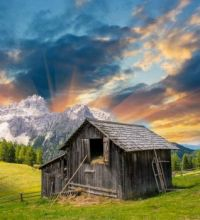 Old Barn in Norway....