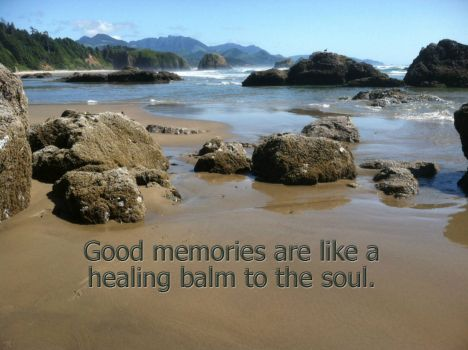 Good Memories heal