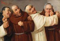 Claudio Rinaldi Four_Monks