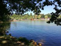 Kamencové jezero Chomutov