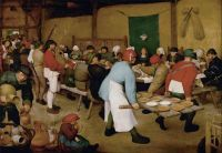 Pieter Breughel de Oude: Boerenbruiloft