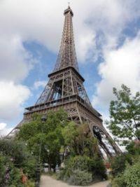 Eifel Tower August 2012