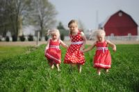 Gracie, Hayven & Lily