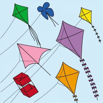 March Is Kite Month
