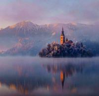 Bled Island,Slovenia