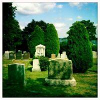 Cemetery at City Island, NY