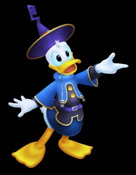 Kingdom Hearts: Donald