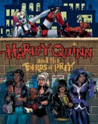 Harley Quinn and the Birds of Prey by Amanda Conner