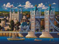 Tower Bridge-White Tower (Eric Dowdle)