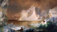 Church - The Icebergs, 1861