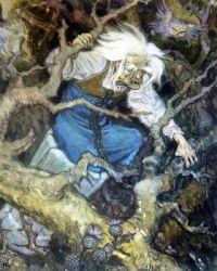 Russian Fairy Tales / Baba Yaga