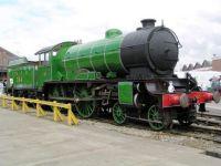 LNER D49 Class 4-4-0 246 Morayshire.