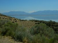 Antelope Island in the Great Salt Lake