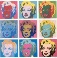Monroe by Andy Warhol