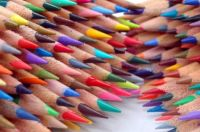 Colourful Pencil Leads