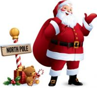 going north pole