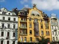 Grand Hotel Evropa, Prague, Czech Republic