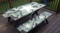 VE 75 picnic table