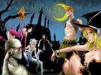 Bleach Halloween