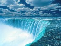 A wondrous pic of Niagara Falls